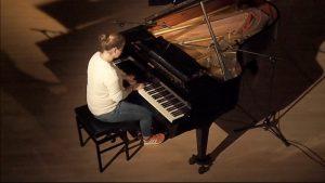 pianiste Evelijn